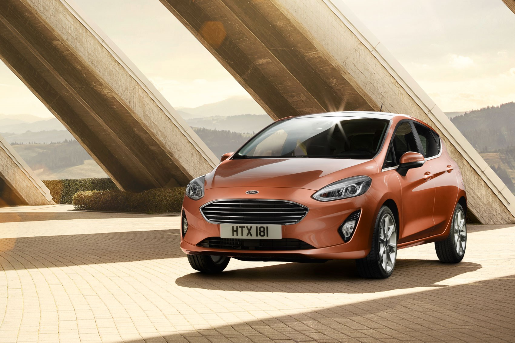 The Ford Go Further 2016 Event It S World Debut Of Mk7 Fiesta New