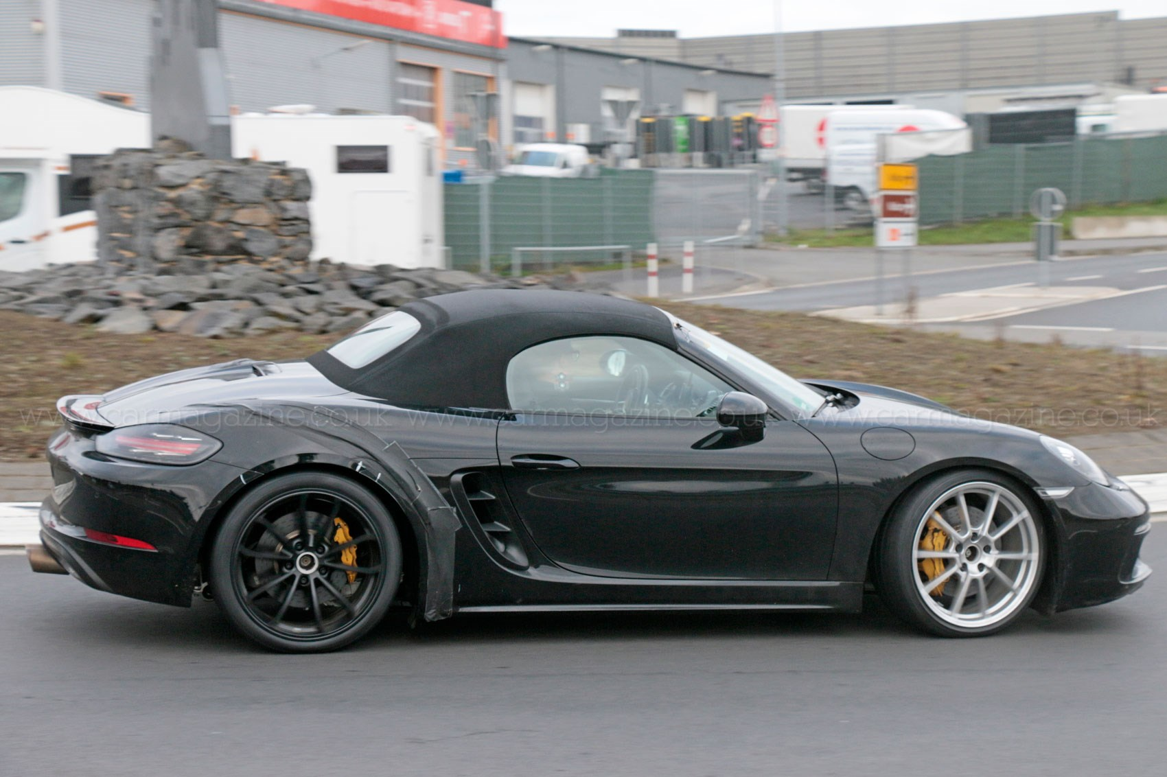 Porsche dials in new 718 Boxster GTS by CAR Magazine