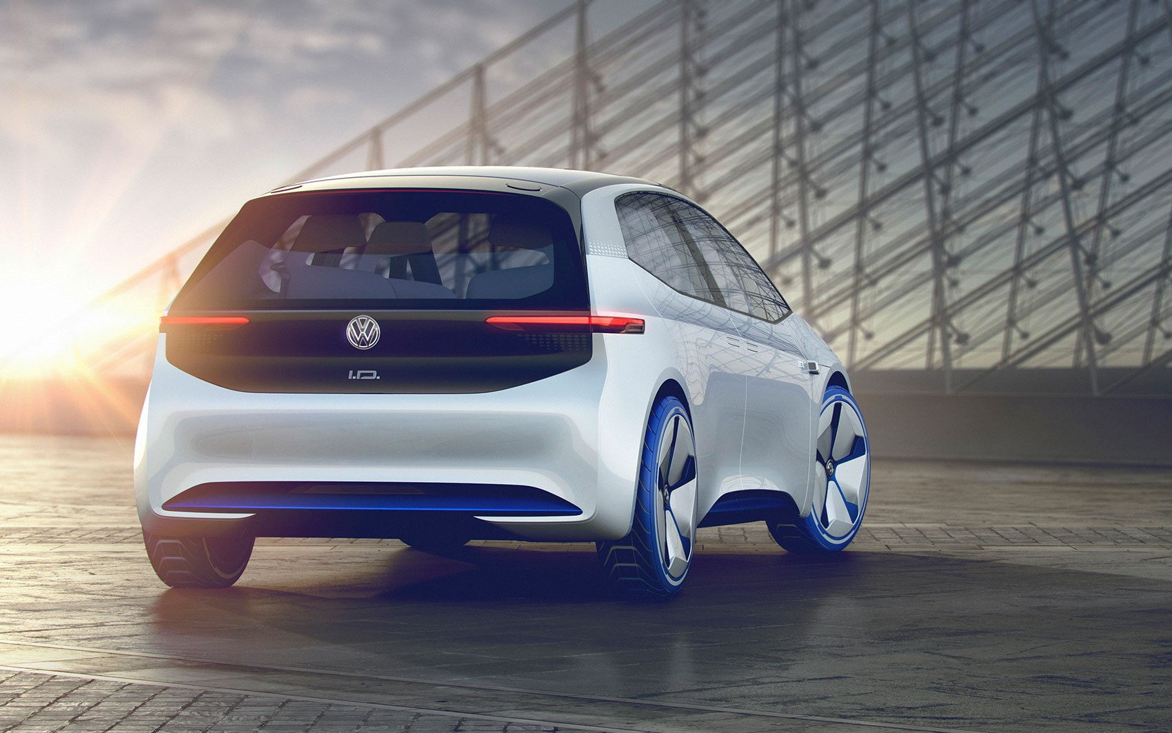 Volkswagen Launches Moia For An Autonomous Electric And