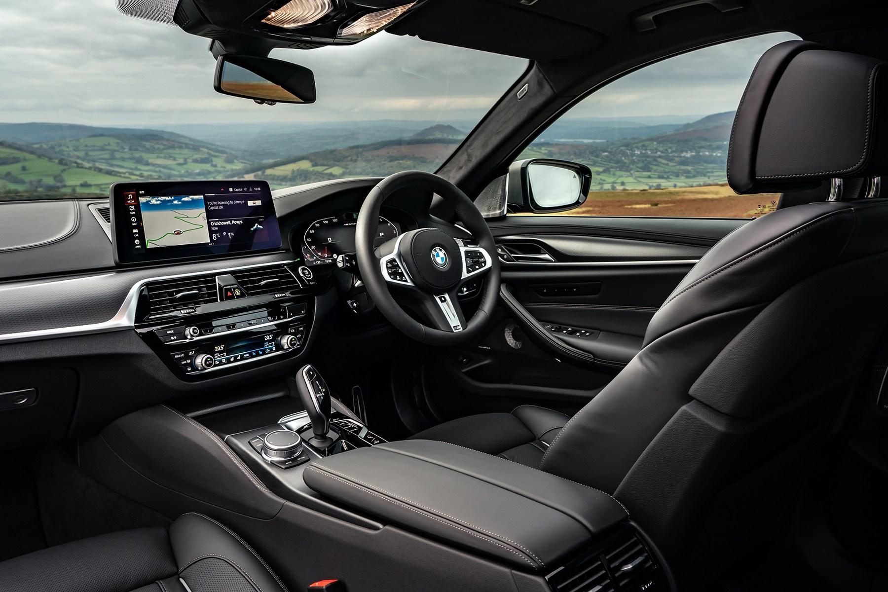 Bmw 5 Series Review 2020 Car Magazine
