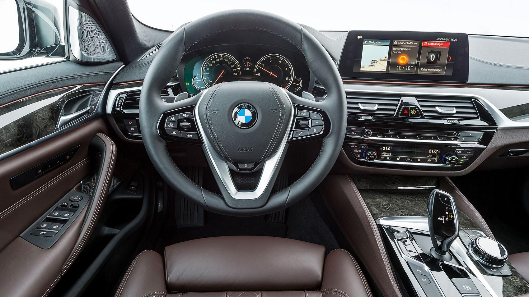 BMW 5-series (2017) review | CAR Magazine