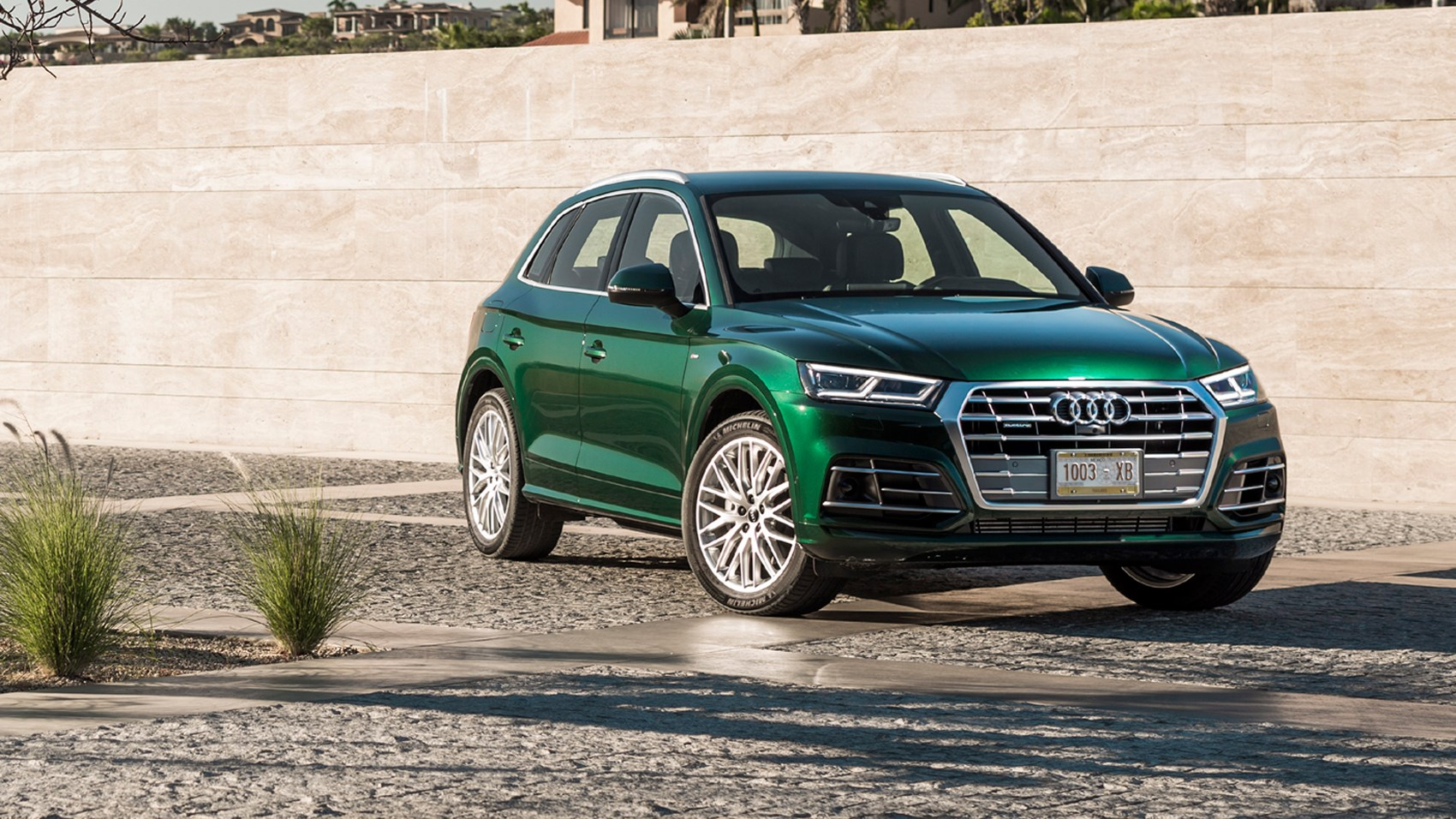 Audi Q5 Lease >> Audi Q5 S Line 2.0 TFSI (2017) review | CAR Magazine