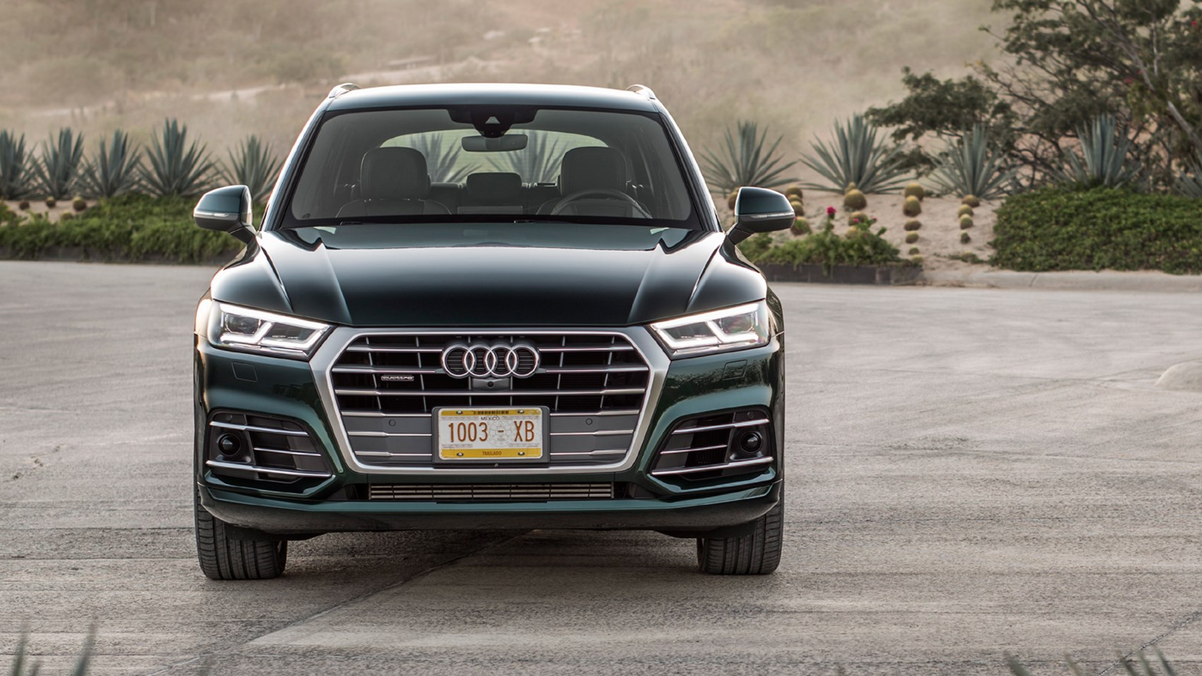 Audi Q5 S Line 2 0 Tfsi 2017 Review By Car Magazine