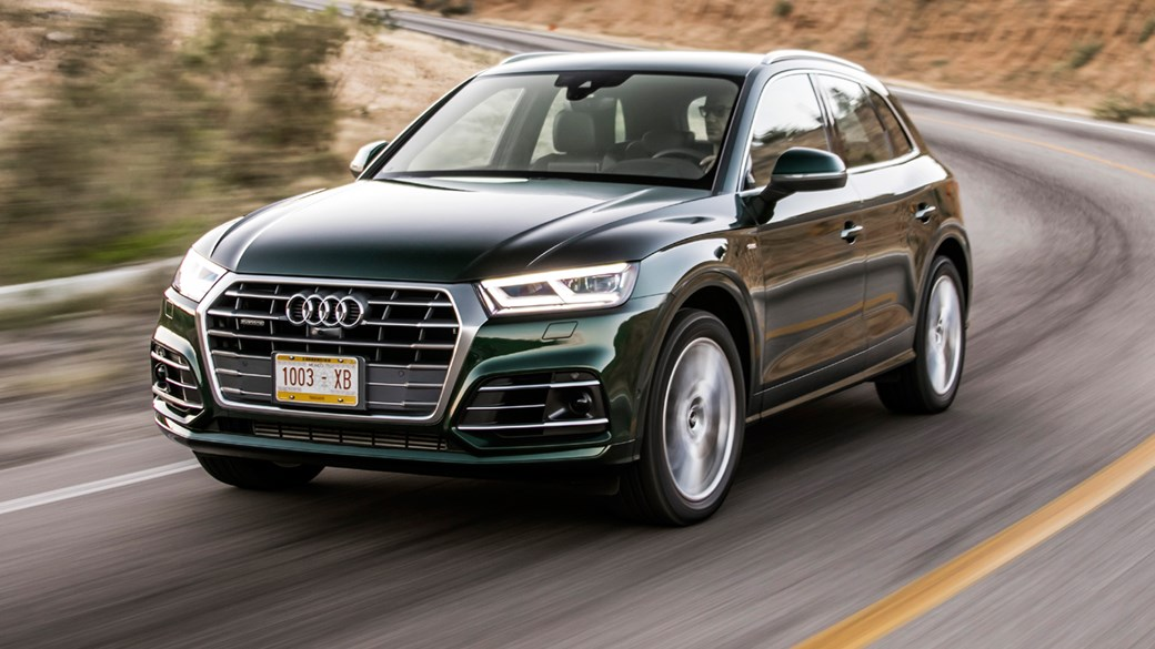 Audi Q S Line TFSI Review By CAR Magazine - Audi car q5