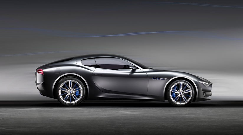 Maserati Alfieri Concept Photographed For Car By John Wycherley