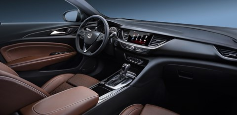 Traces of Astra: inside the Vauxhall Insignia's new cabin