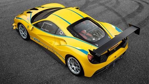 Ferrari 488 Challenge for 2017