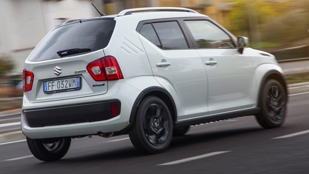 Suzuki Ignis 12 Dualjet SZ T 2017 Review