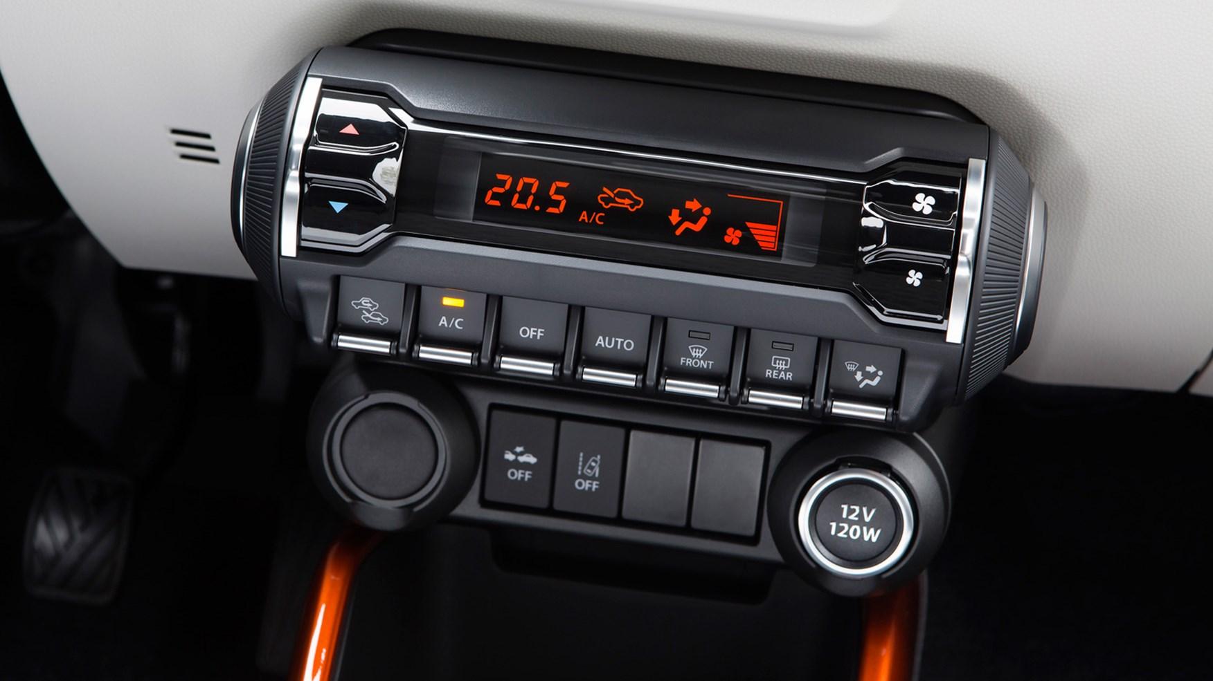 Suzuki Ignis 1.2 Dualjet SZ-T (2017) review by CAR Magazine