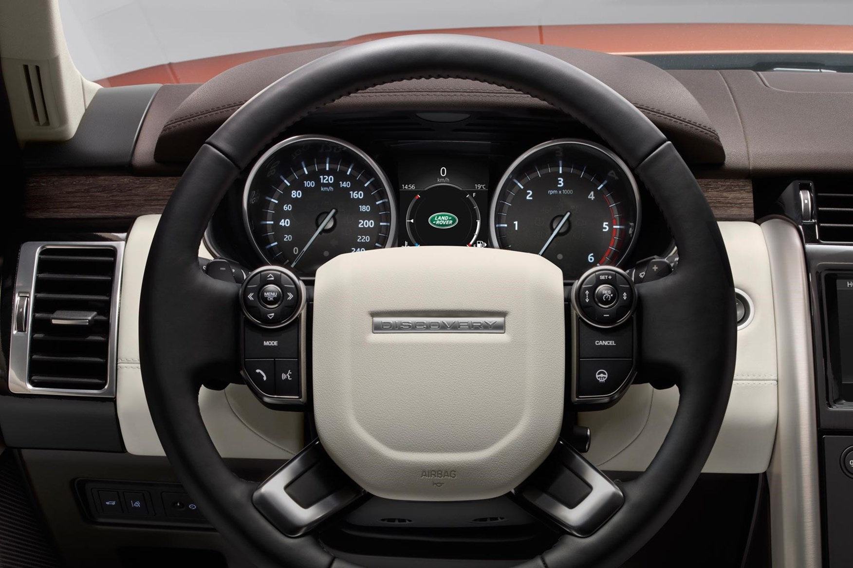 Land Rover Discovery 5 Prototype 2017 Review By Car Magazine