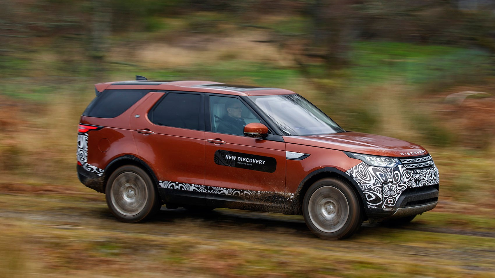 Land Rover Discovery 5 Prototype 2017 Review Car Magazine