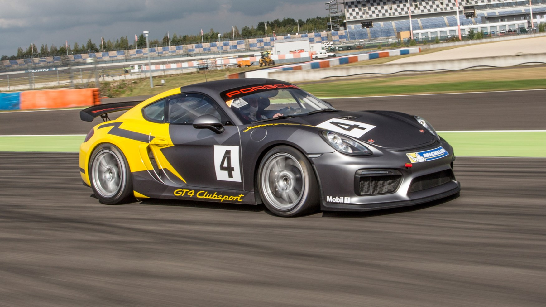 Cayman Clubsport For Sale >> Porsche Cayman GT4 Clubsport (2017) review by CAR Magazine