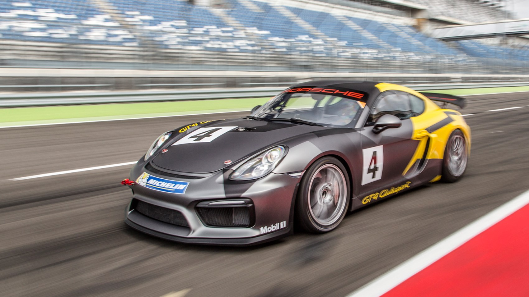 porsche cayman gt4 clubsport 2017 review by car magazine. Black Bedroom Furniture Sets. Home Design Ideas