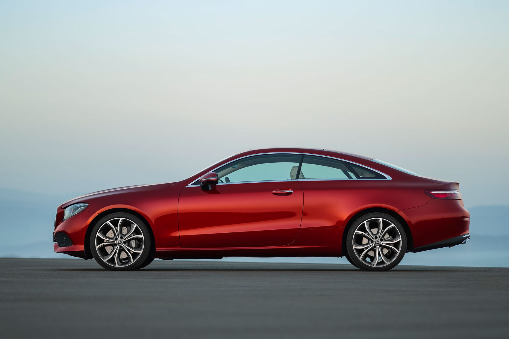 new mercedes e class coupe revealed latest two door on sale for 40k by car magazine. Black Bedroom Furniture Sets. Home Design Ideas