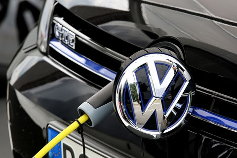Charging your VW may become easier through Hubject