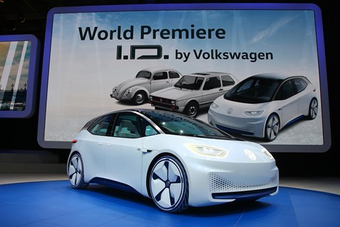 VW ID: a new generation of electric Volkswagens is coming