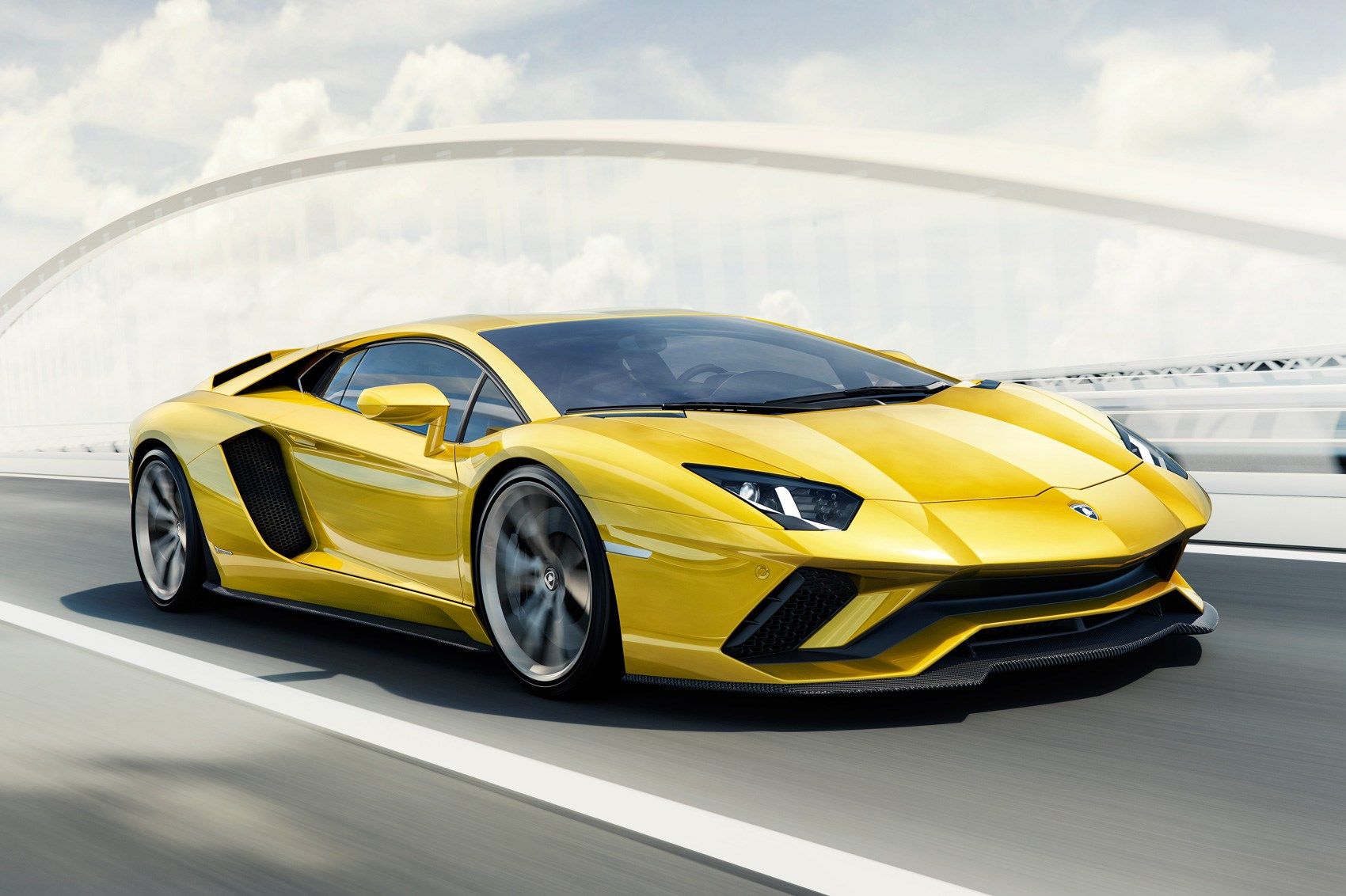 Lamborghini Car 2017 Model >> New 2017 Lamborghini Aventador S Unveiled By Car Magazine