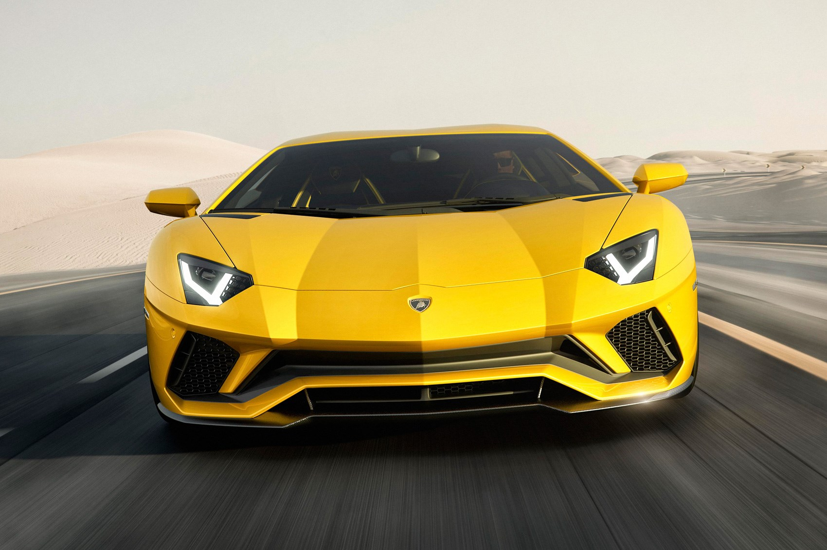 New 2017 Lamborghini Aventador S unveiled | CAR Magazine