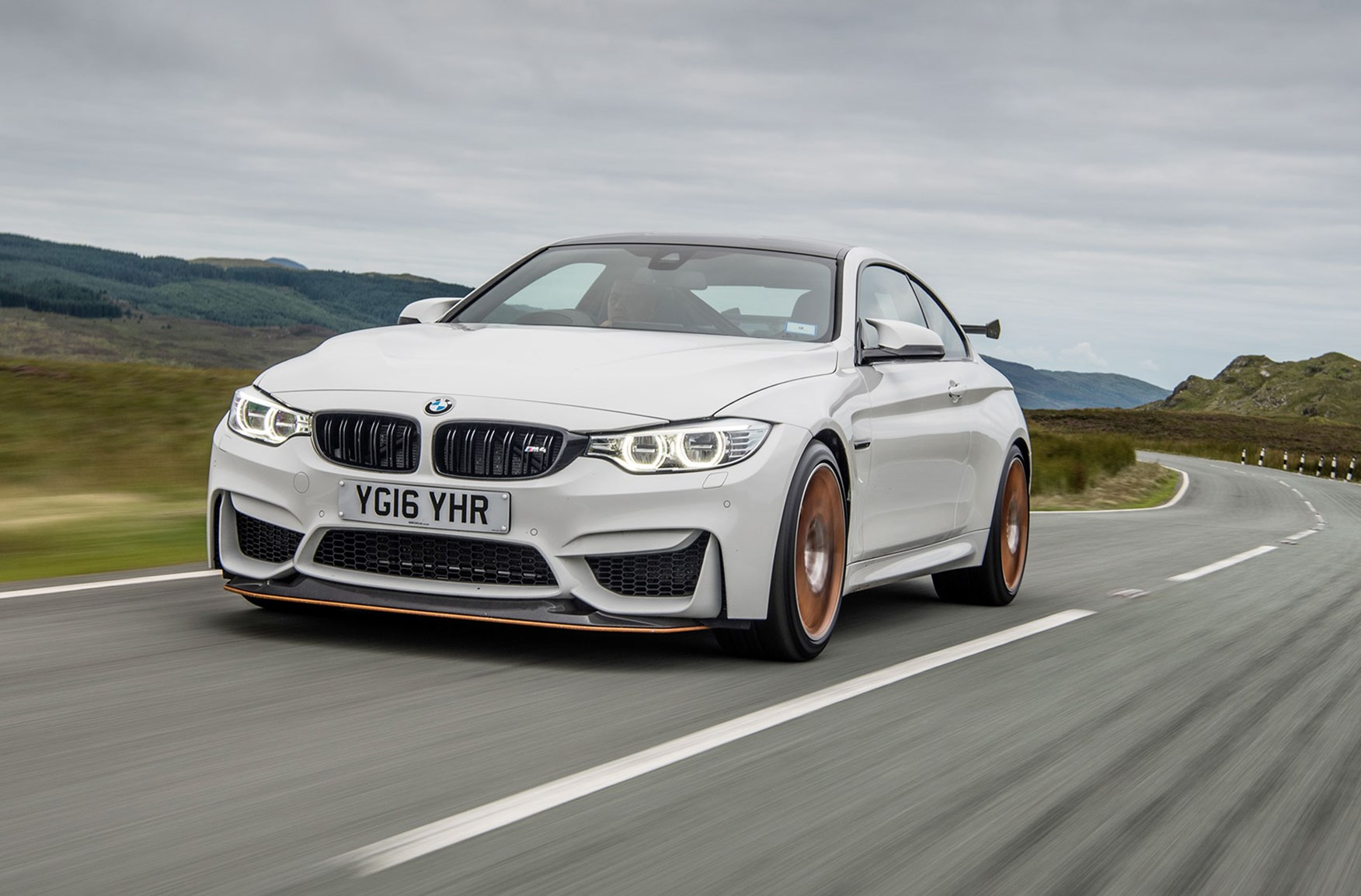 Bmw M4 Gts 2017 Review Car Magazine