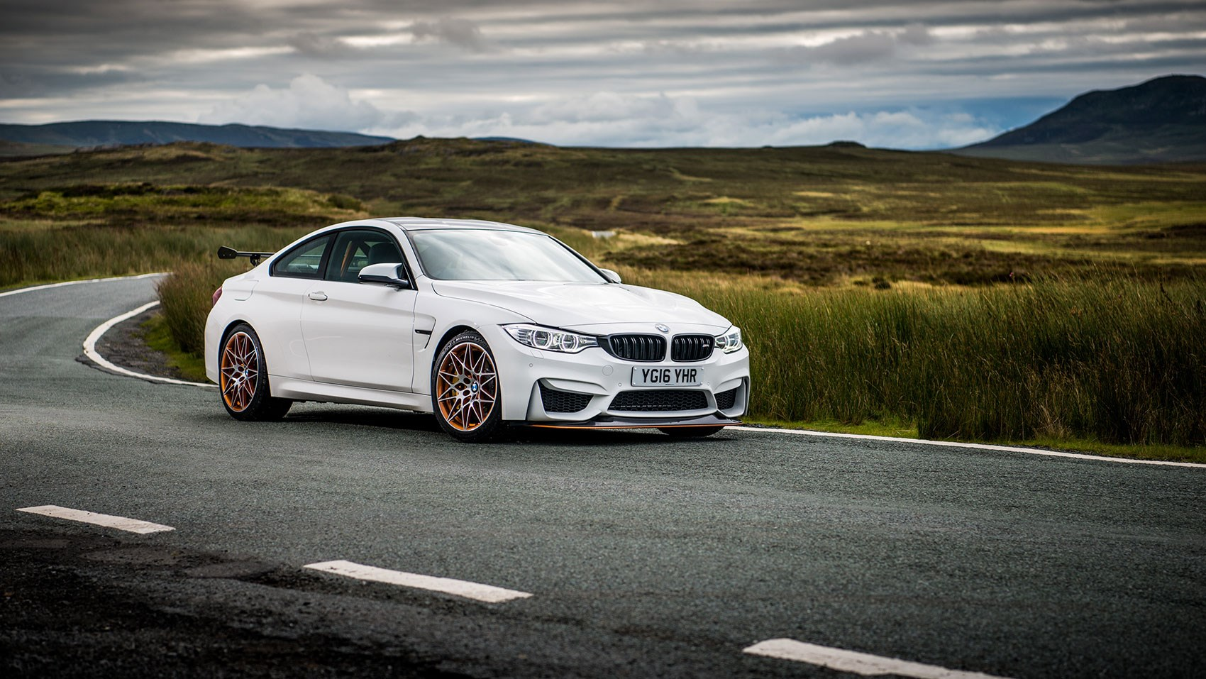 BMW M4 Gts For Sale >> BMW M4 GTS (2017) review | CAR Magazine