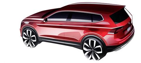 VW Tiguan Allspace: a roomier, seven-seat Tig
