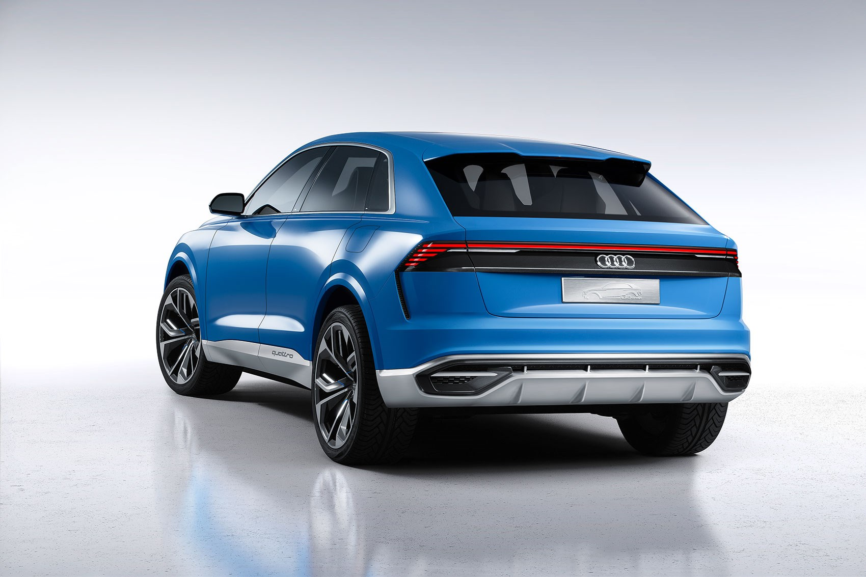 New Audi Q8 Concept At The Detroit Motor Show By Car Magazine