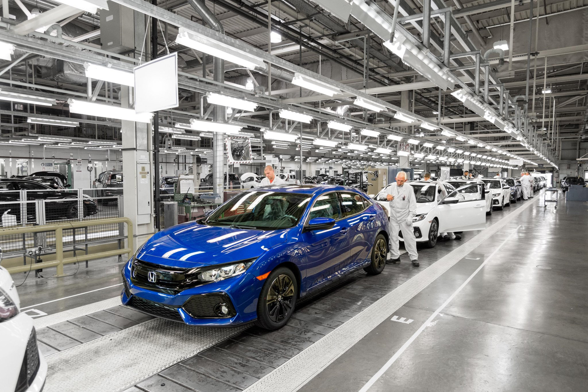 100 million and counting Honda passes new production milestone by