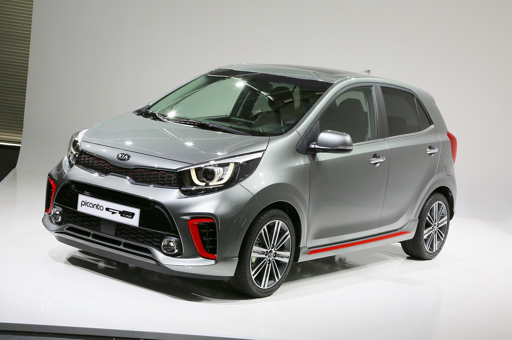 new kia picanto v3 0 meet korea 39 s slickest city car yet car magazine. Black Bedroom Furniture Sets. Home Design Ideas