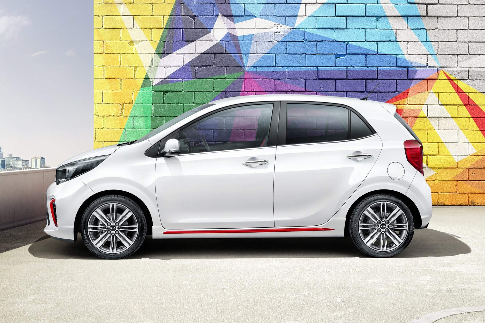 new kia picanto v3 0 meet korea 39 s slickest city car yet. Black Bedroom Furniture Sets. Home Design Ideas