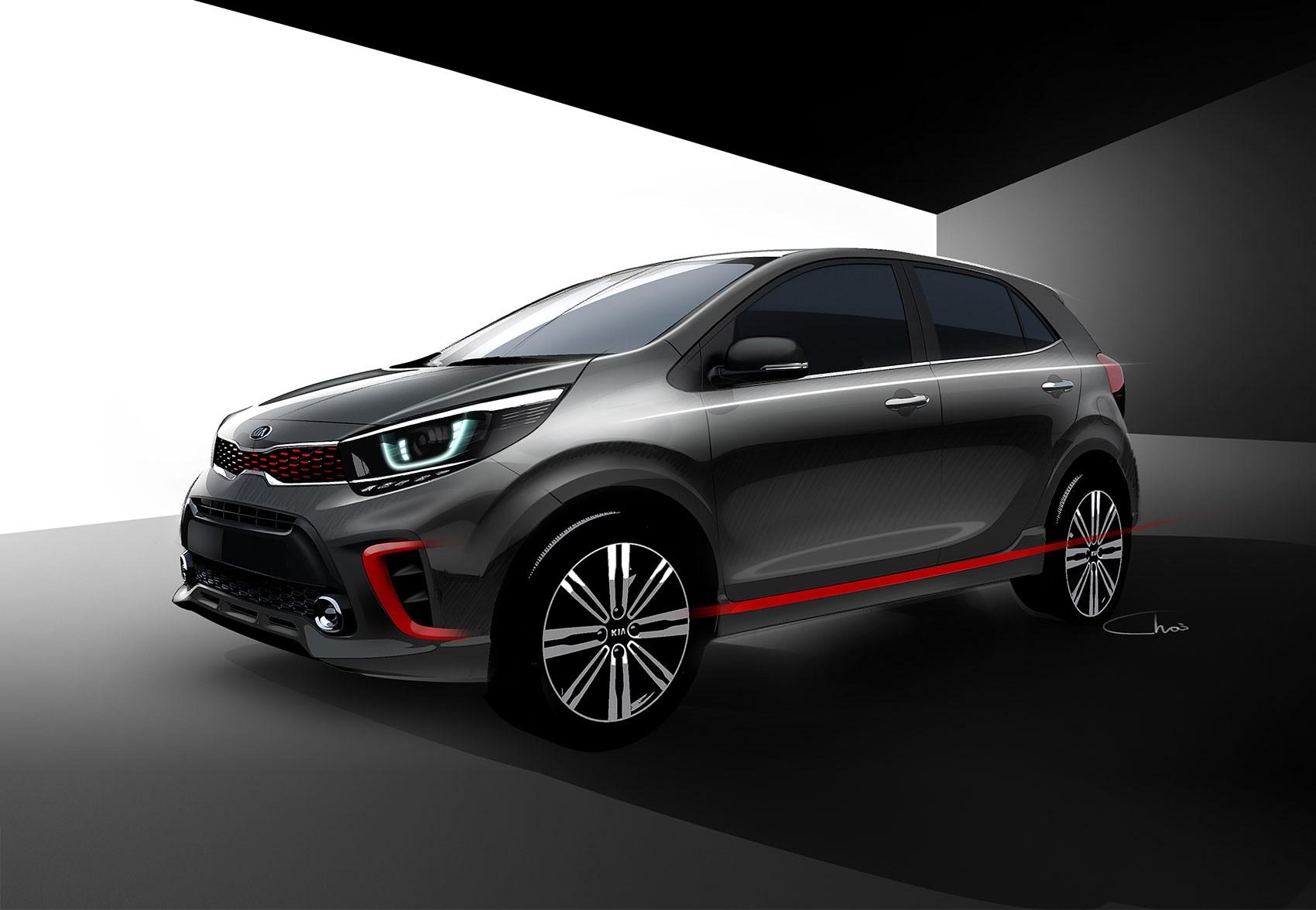 new kia picanto v3 0 meet korea s slickest city car yet
