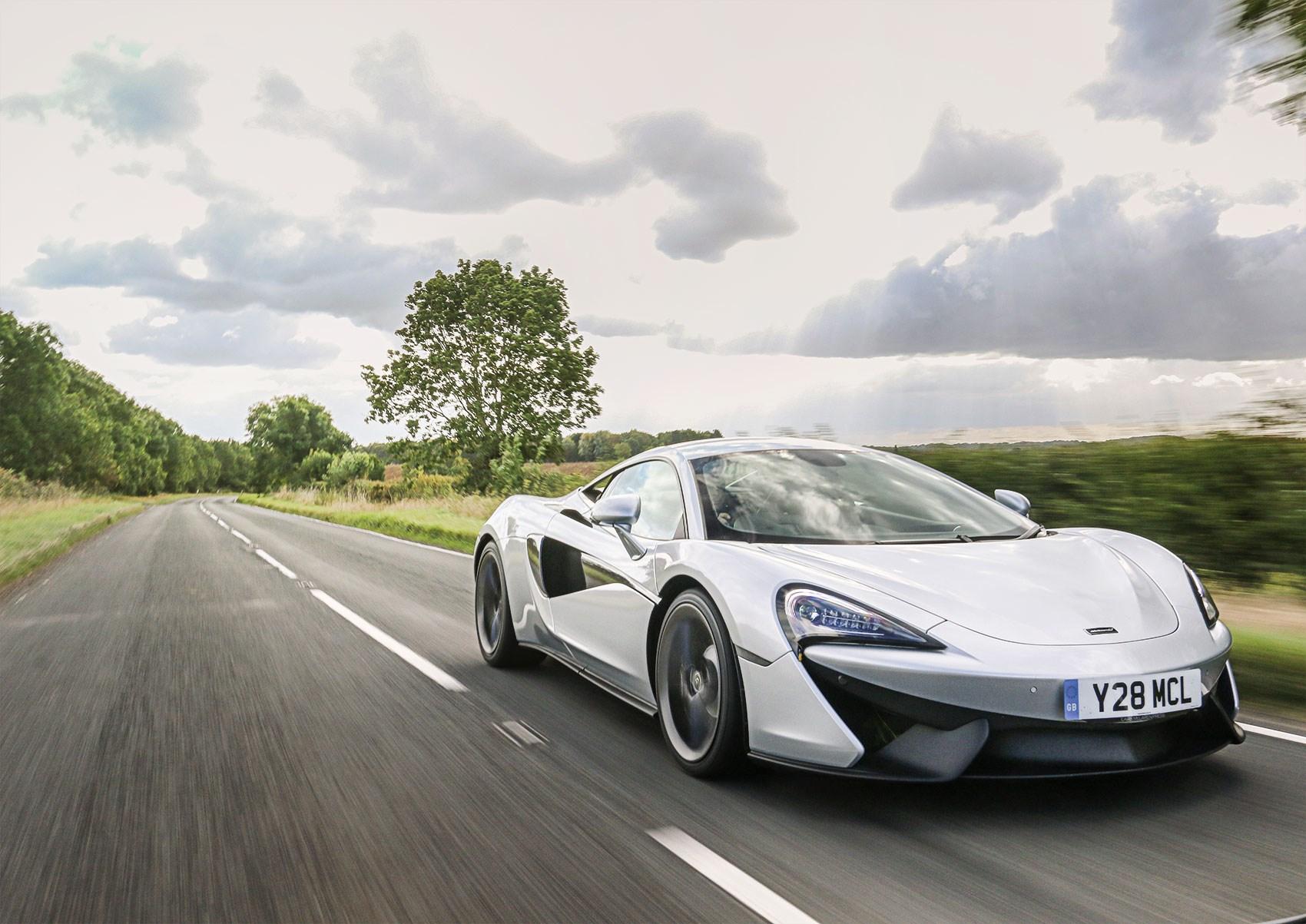 McLaren 540C (2017) Review By CAR Magazine