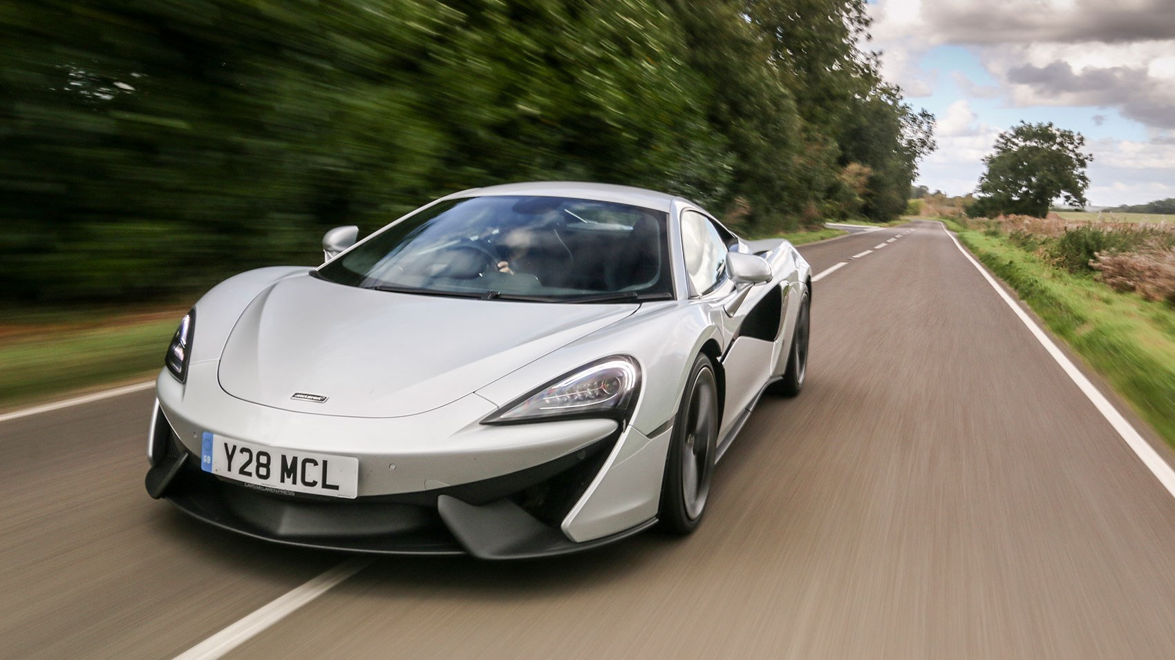 Mclaren 540c 2017 Review Car Magazine