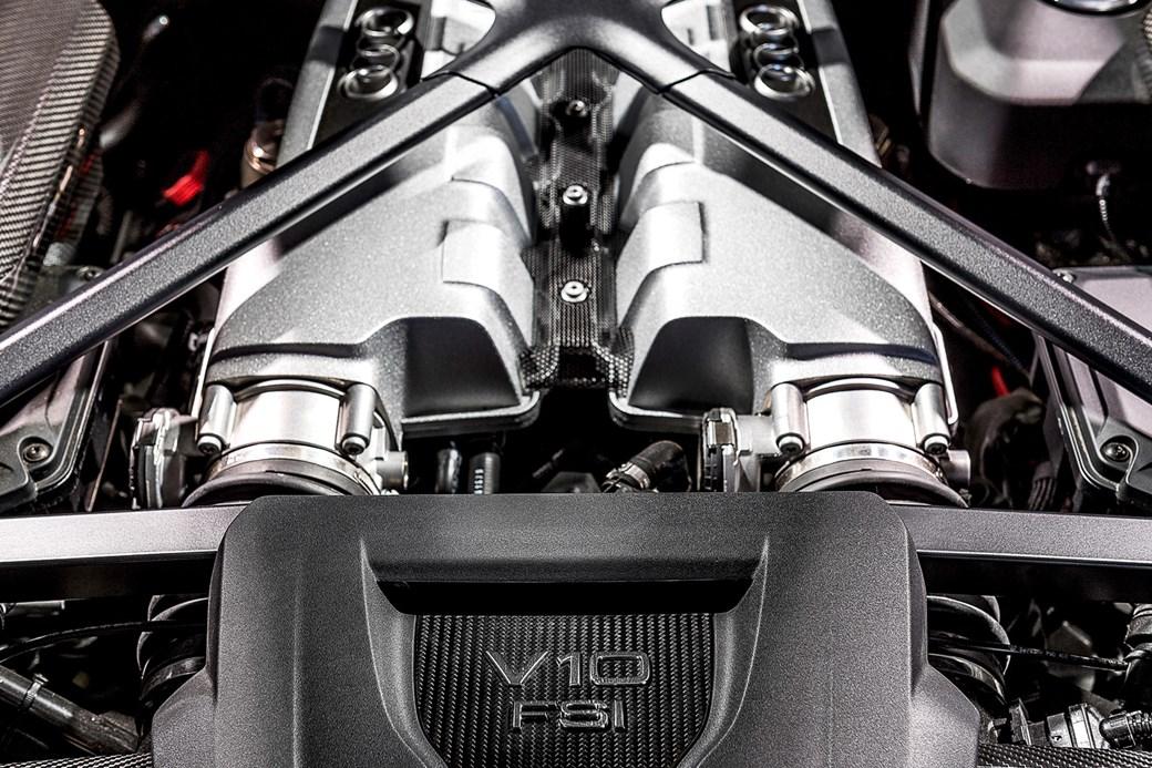 Audi R Coupe V Plus Longterm Test Review CAR Magazine - Audi r8 engine