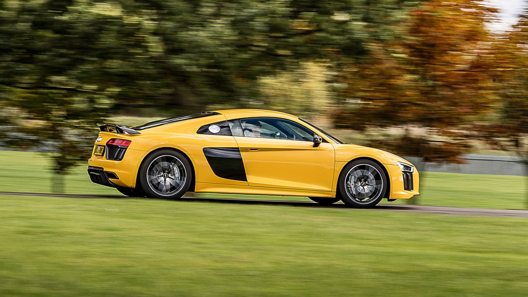 Audi R8 V10 Plus: The Ultimate Everyday Supercar?