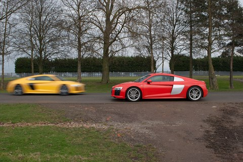 Audi R8: Plus or not to Plus, that is the question...