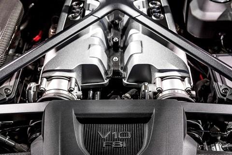 2017 Audi R8 Coupe V10 Plus long-term test