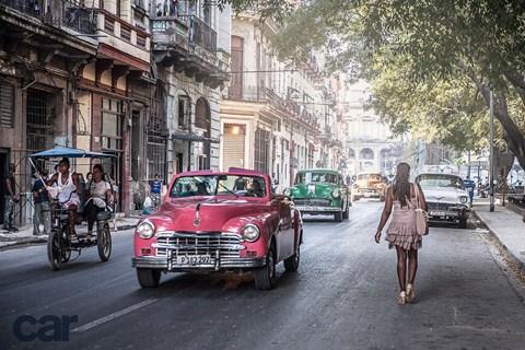 Cuba: a motoring time warp