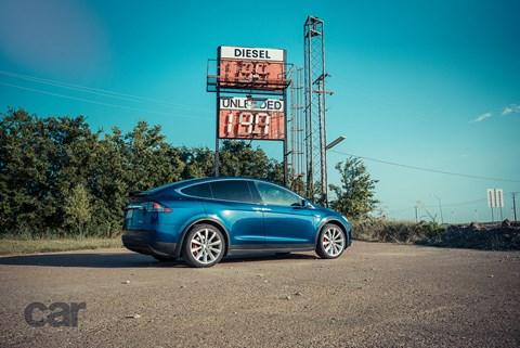 Tesla vs Texas. Electricity vs oil
