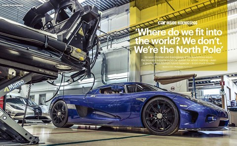 Inside Koenigsegg: CAR magazine goes deep inside the Scandic-supercar maker