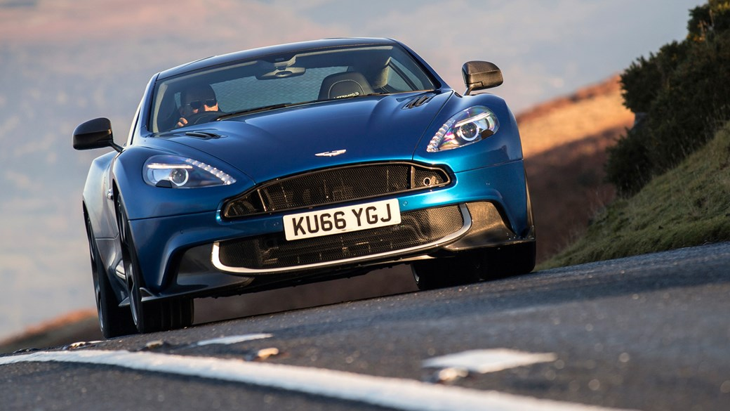 aston martin vanquish s (2017) review | car magazine