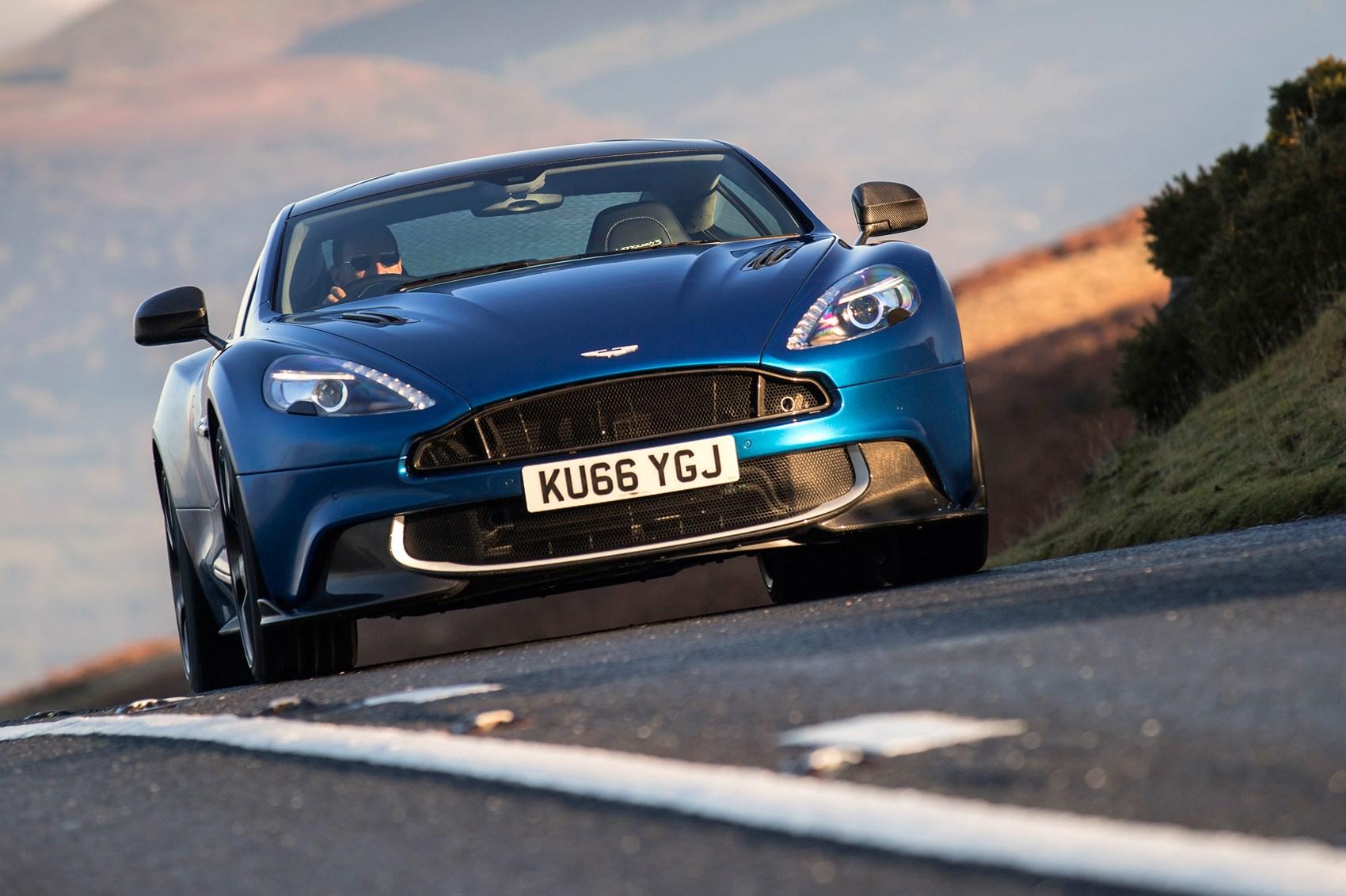 Aston Martin Vanquish S 2017 Review Car Magazine