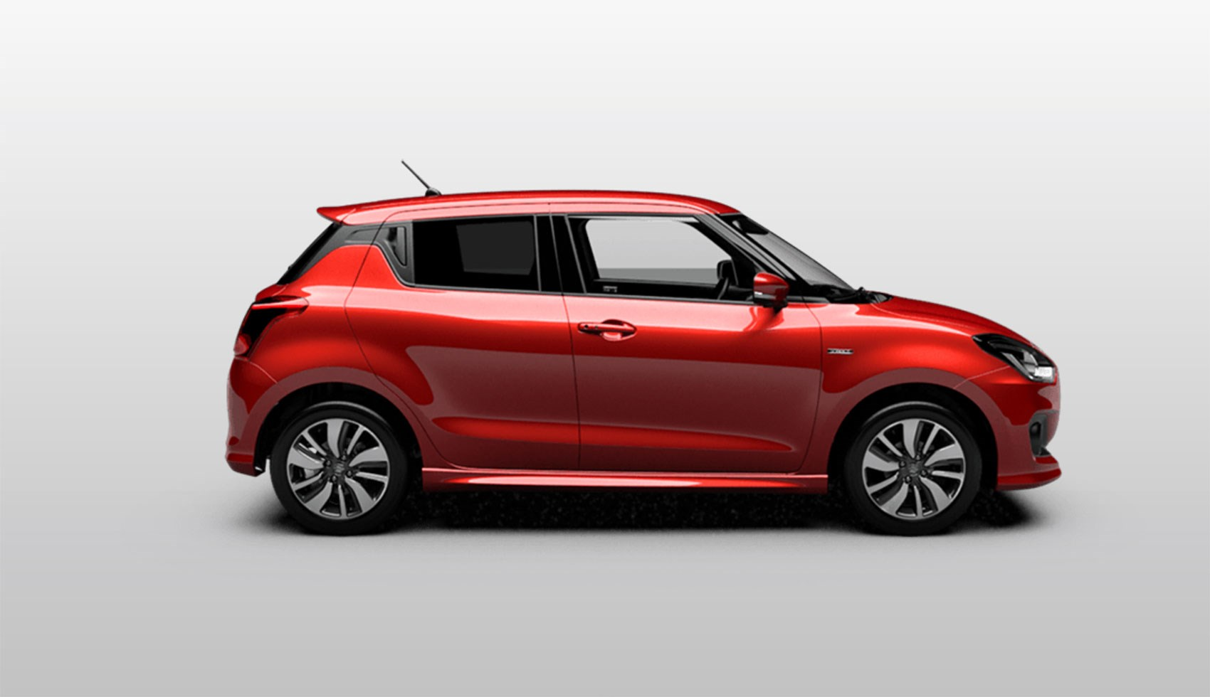 New 2017 Suzuki Swift Unveiled In An Note The Rear Door Handles Hidden C Pillar