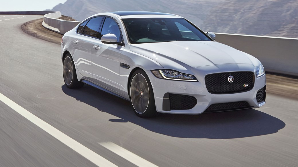 Jaguar Xf S 2016 Review