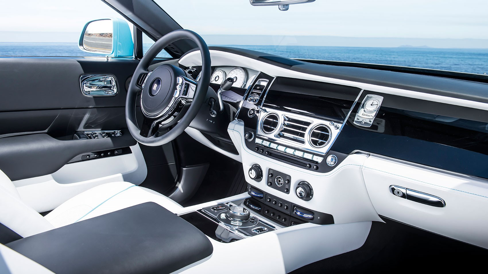 rolls royce dawn 2017 review by car magazine. Black Bedroom Furniture Sets. Home Design Ideas