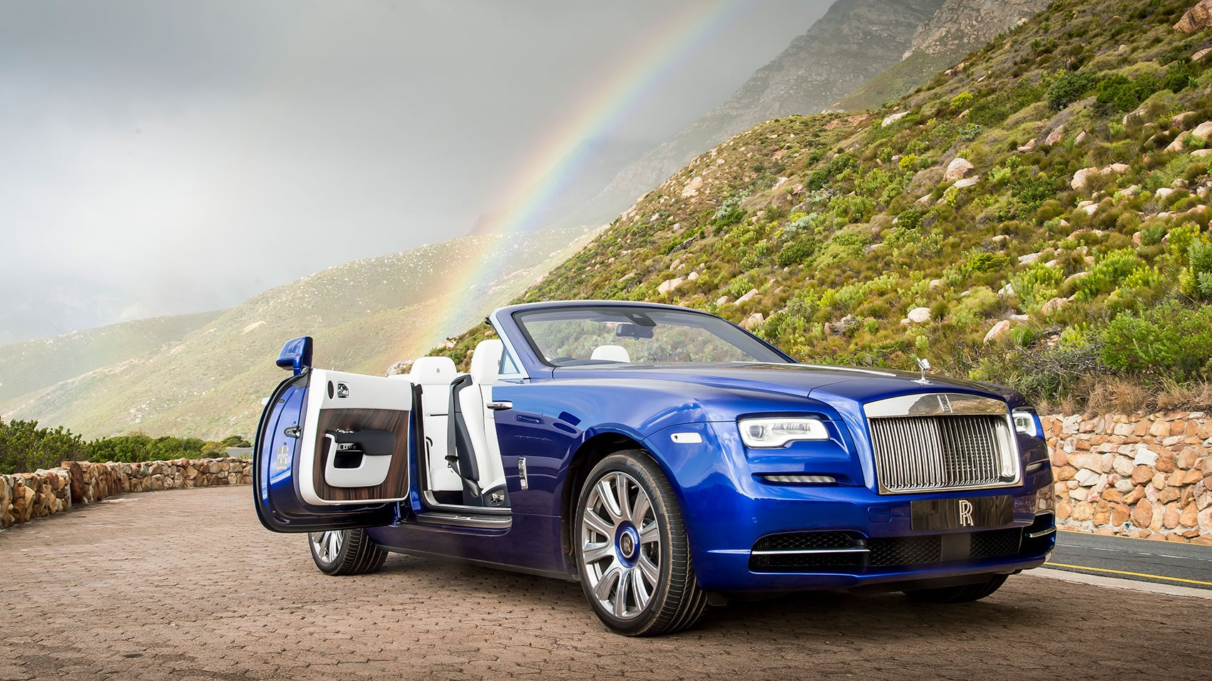 Rolls Royce Dawn 2017 Review Car Magazine