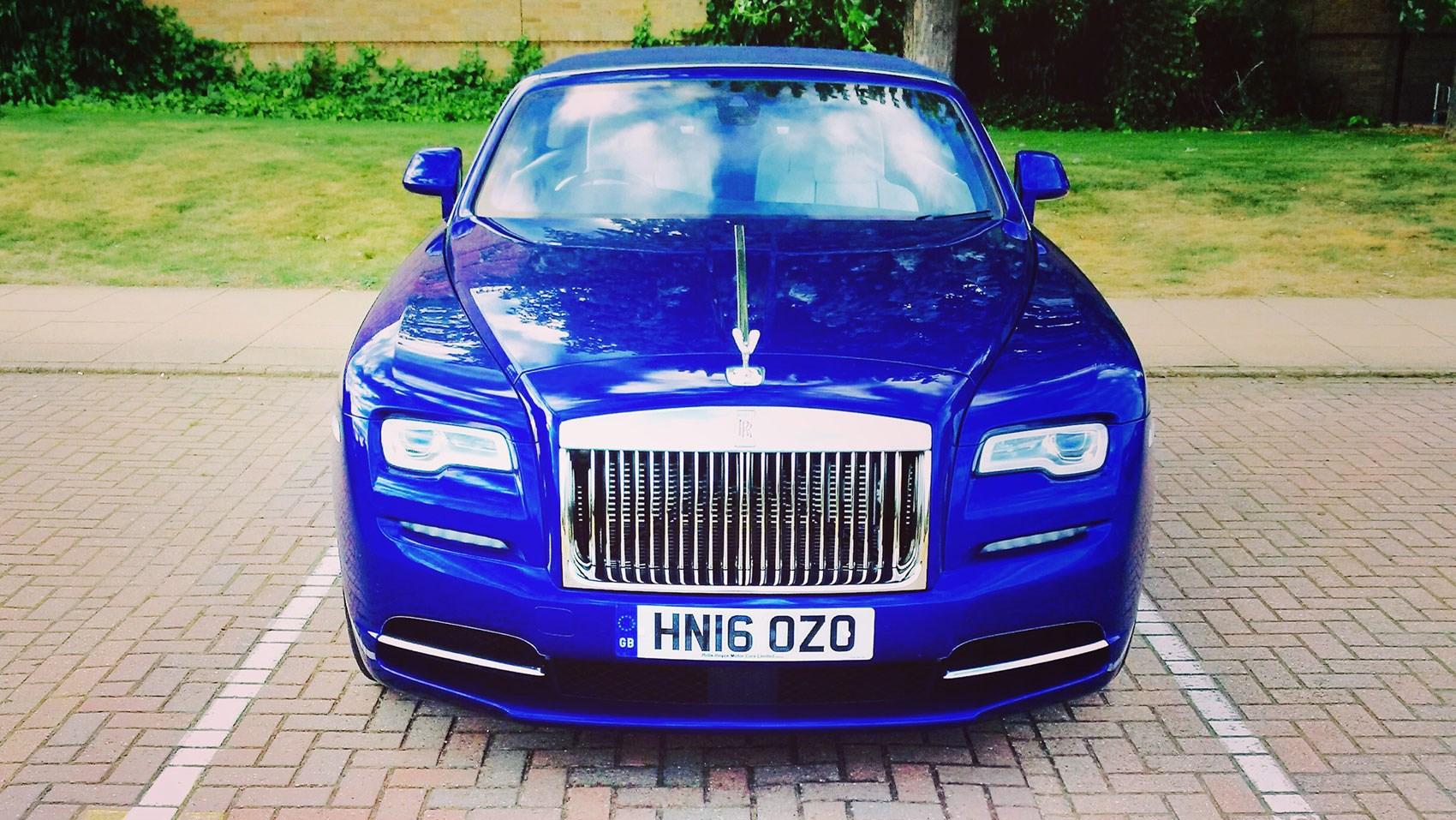 Rolls Royce Dawn 2017 Review Car Magazine