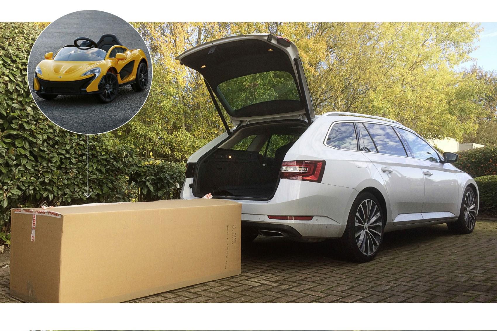Skoda Superb Estate 2017 Long Term Test Review Car Magazine