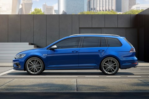 VW Golf R 2017 Estate