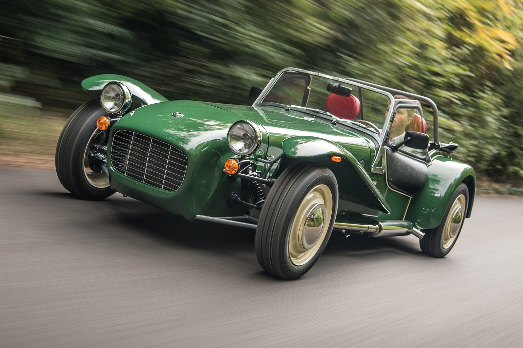 Caterham Seven Sprint 2017 Review By Car Magazine