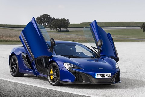 Second-gen McLaren Super Series to debut in Geneva